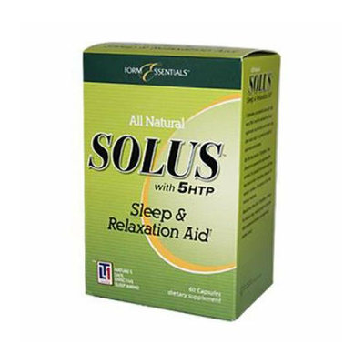 Solus Asia Solus With 5HTP and Melatonin 60 Capsules