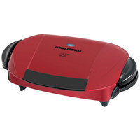 George Foreman GRP0004R 5 Serving Removable Plate Grill, 1 ea