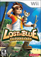 Konami Lost in Blue: Shipwrecked