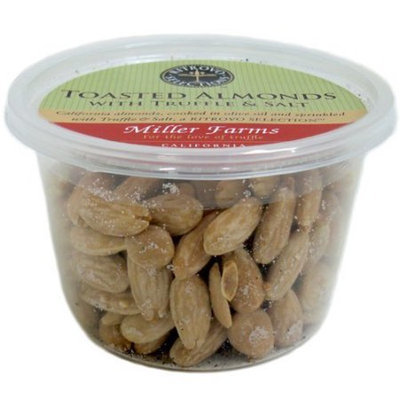 RITROVO Selection Toasted Almonds with Truffle and Salt - 8oz.