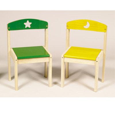 Guidecraft Moon & Stars Extra Chairs