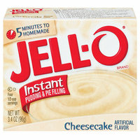 Jell-O : Instant Cheesecake Pudding & Pie Filling