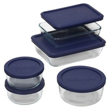 Pyrex Storage Set - 10 piece