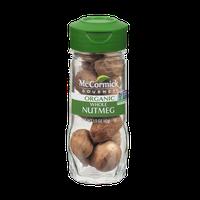 McCormick Gourmet™ Organic Nutmeg, Whole