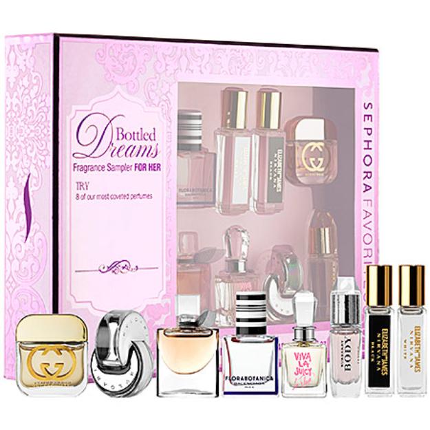 Sephora Favorites Bottled Dreams Fragrance Sampler For Her