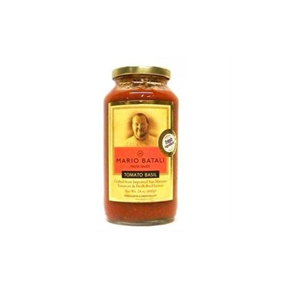 Mario Batali 24-oz. Pasta Sauce, Tomato Basil