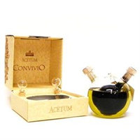 Acetum Convivio - Balsamic and Olive Oil Cruet 8.45oz