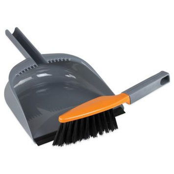 Casabella Brush & Dustpan Set