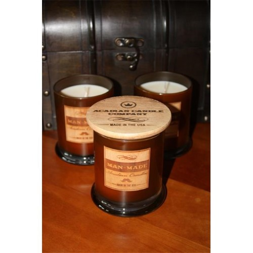 Acadian Candle 11357 Man-Made Candle Boys Night Out Club