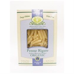 Rustichella Gluten Free Penne Rigate Pasta - 100% Rice 8.8 oz