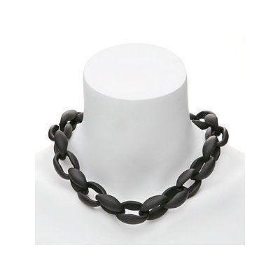 JUKO Large link chain necklace
