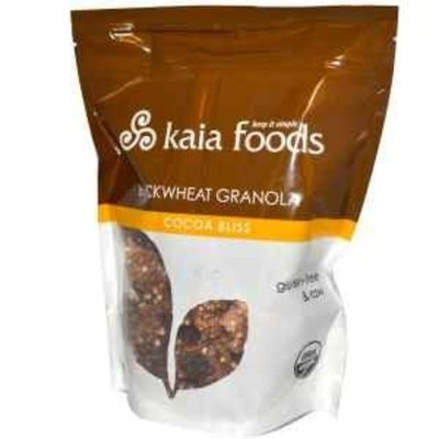 Kaia Foods Kaya Foods Buckwheat Granola, Cocoa Bliss, 12-Ounce