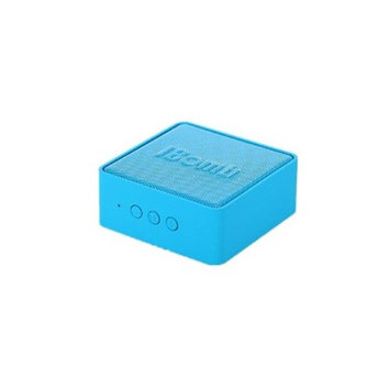 iBomb BT-EX500-BL 3 W Cube Mini Haut Parleur Bluetooth Wireless Speaker Black