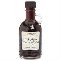 Stonewall Kitchen Wild Maine Blueberry Syrup