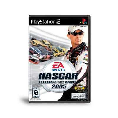 Electronic Arts NASCAR 2005 Chase For the Cup - PlayStation 2 [PlayStation2]