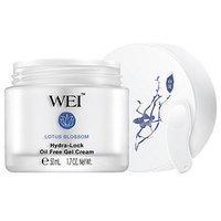 WEI Lotus Blossom Hydra-Lock Oil-Free Gel Cream, 1.4 oz