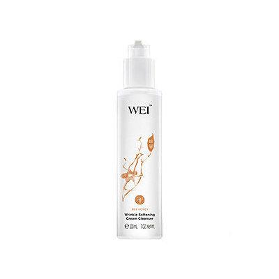 WEI Bee Honey Wrinkle Softening Cream Cleanser, 6.7 oz