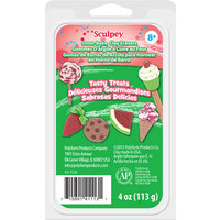 Polyform Products Company Eraser Clay Set 1oz 4/Pkg Tasty Treats