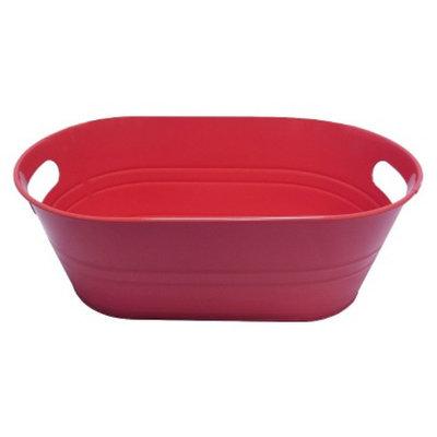 Pin Jang Enterprises Steel Beverage Tub - Pink