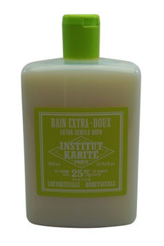 Institut Karite Paris Extra Gentle Bath Honeysuckle 25% Shea Butter 16.91 oz