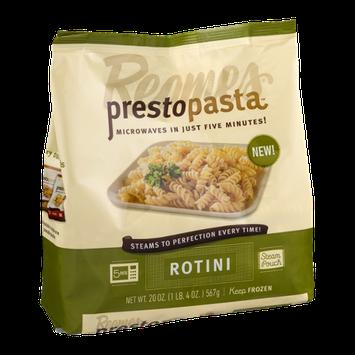 Reames Presto Pasta Rotini