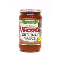 The Original Vincent's Sauce MEDIUM Flavor 16 oz