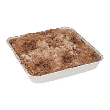 The Bake Shop Crumb Cake Apple