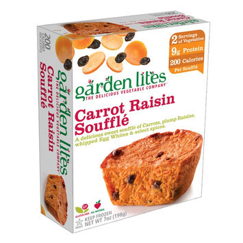 Garden Lites Carrot Raisin Souffle