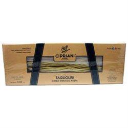Cipriani Food Tagliolini Extra Thin Egg Past