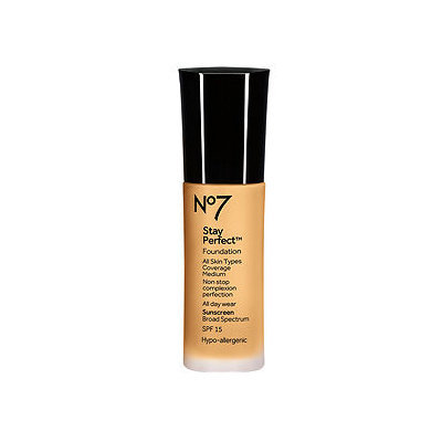 Boots No7 Stay Perfect Foundation SPF 15