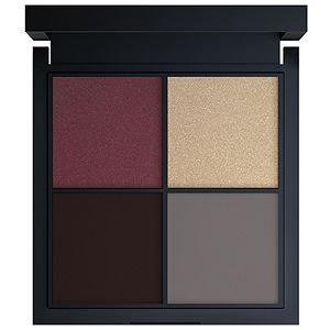 Jay Manuel Beauty Intense Color Eyeshadow Quad, Gaze, .05 oz