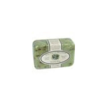 French Milled Soap Bar Lime Basil by South of France 8.8 oz Bar