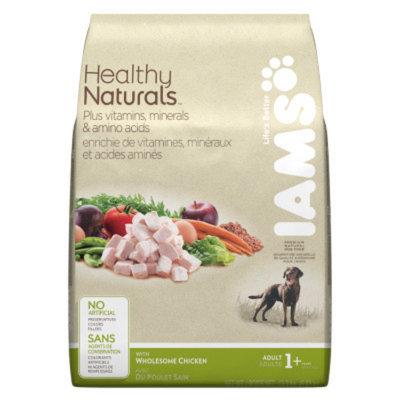 IamsA Healthy Naturals Adult Dog Food