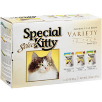 Special Kitty Select Gourmet Variety Pouches 2.25 lb