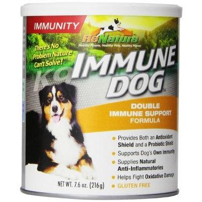 Animal Naturals K9 'Immune Dog' Double Immune Support Supplement, 7.6-Ounce