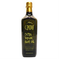 CRUDO Extra Virgin Olive Oil from Puglia 25.4 oz