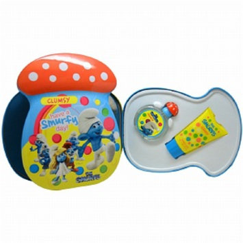 First American Brands K-GS-1961 The Smurfs Clumsy - 2 pc - Gift Set