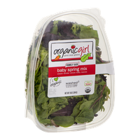 Organicgirl Baby Spring Mix