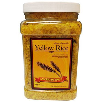 Generic American Spice Yellow Rice, 52 oz