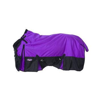 Jt International Tough-1 Snuggit 1680D Turnout Blanket 84 Purple