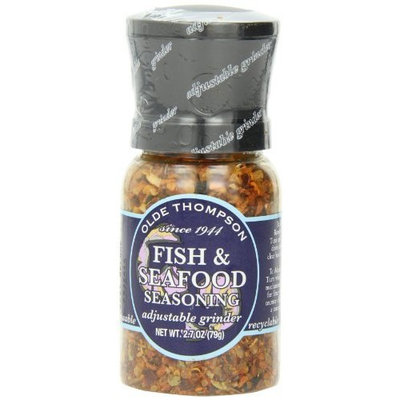 Olde Thompson e Thompson Fish & Seafood Seasoning, 2.7-Ounce Grinders (Pack of 2)
