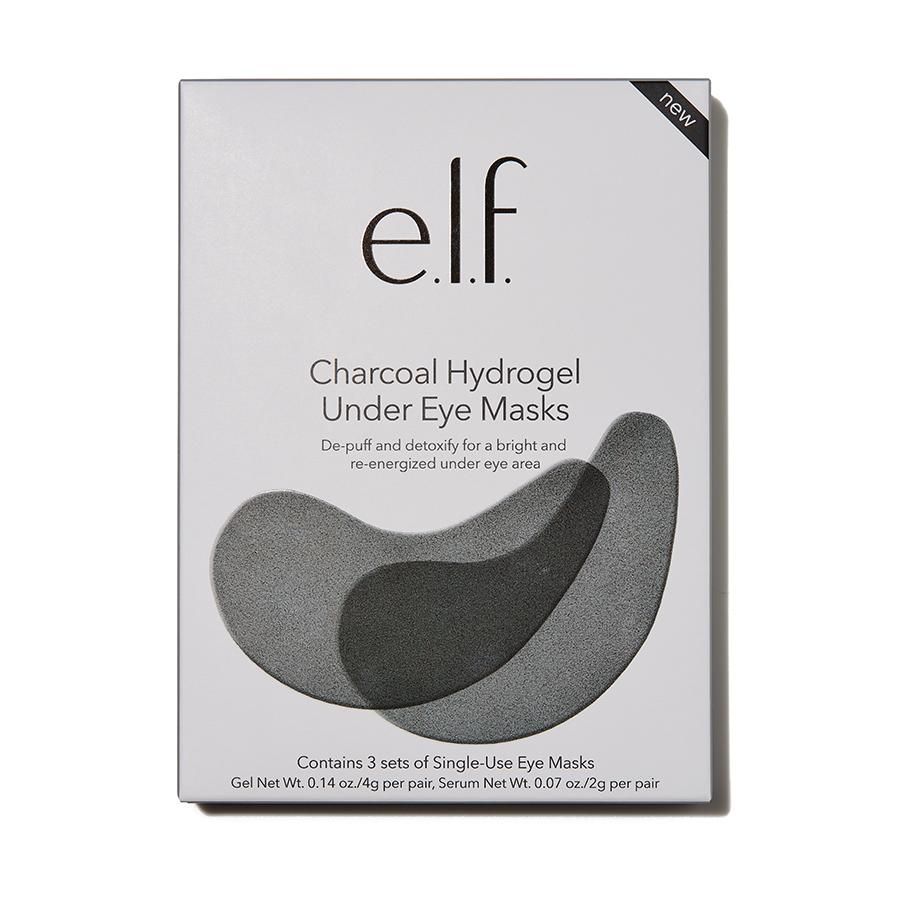 e.l.f. Charcoal Hydrogel Under Eye Masks
