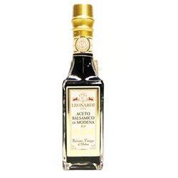 Leonardi Gold Seal Balsamic Vinegar of Modena 8.45 oz
