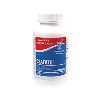 Anabolic Laboratories, Osatate Elemental Calcium 225mg, 100 Tablets