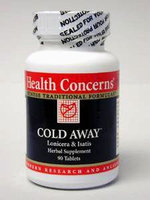 Health Concerns Cold Away 90t