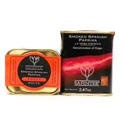 Safinter Sweet Smoked Paprika 2.5 oz