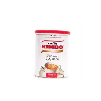 Kimbo Aroma Ground Espresso Coffee - 8.8 oz.
