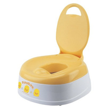 Piyo Piyo 3-in-1 Potty - Yellow/White