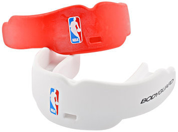 Bodyguard Pro NBA Youth Mouth Guard Team: NBA Logo