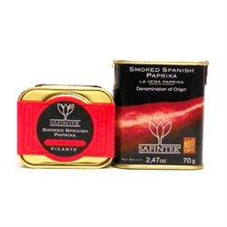 Safinter Hot Smoked Paprika 2.5 oz